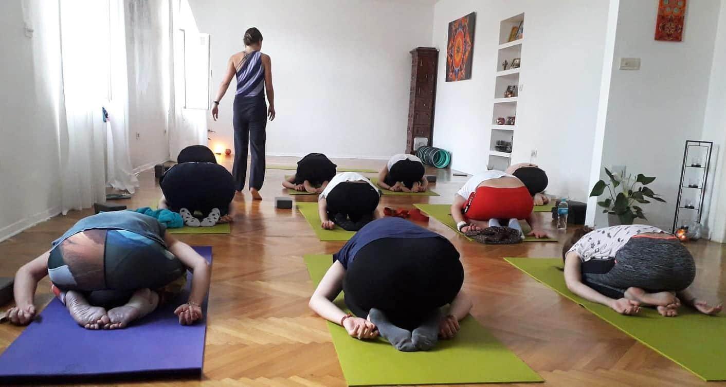 Hatha Yoga - Parc André Citröen