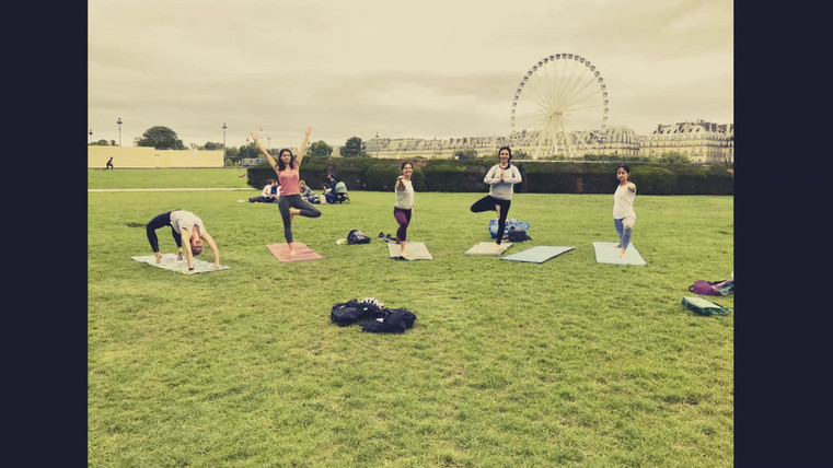 Yoga Club Paris logo
