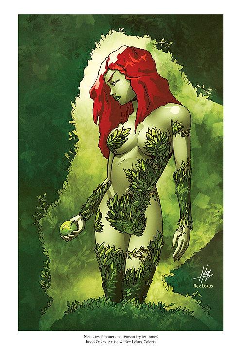 Poison Ivy (Summer)