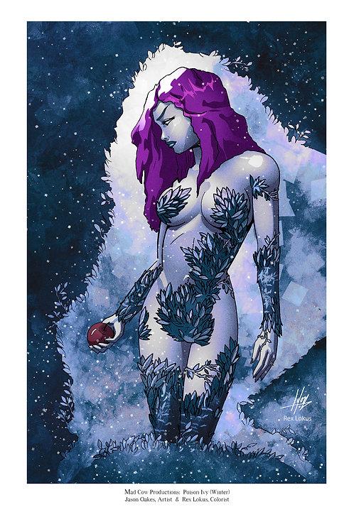 Poison Ivy (Winter)
