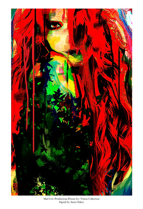 Poison Ivy (Vixens Collection)