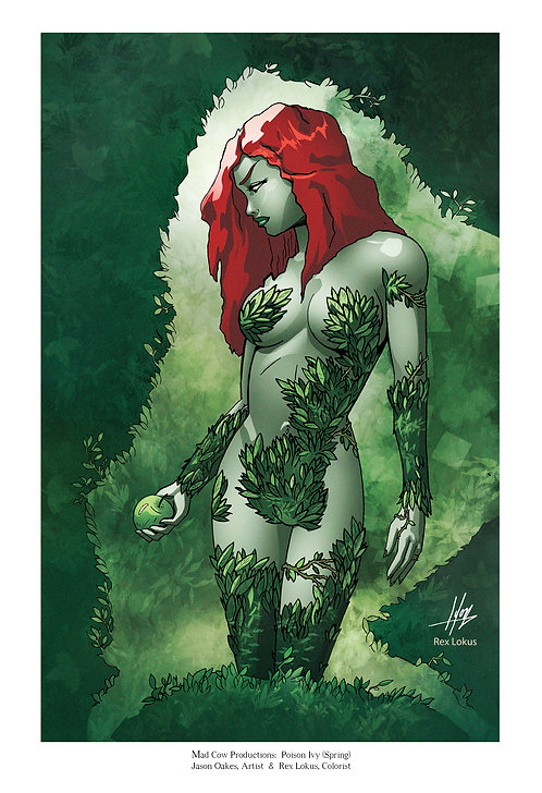 Poison Ivy (Spring)