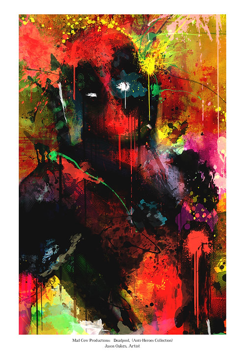 Deadpool (Anti-Heroes Collection)