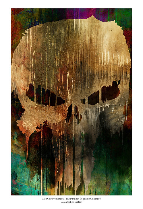 Punisher (Vigilante Collection)