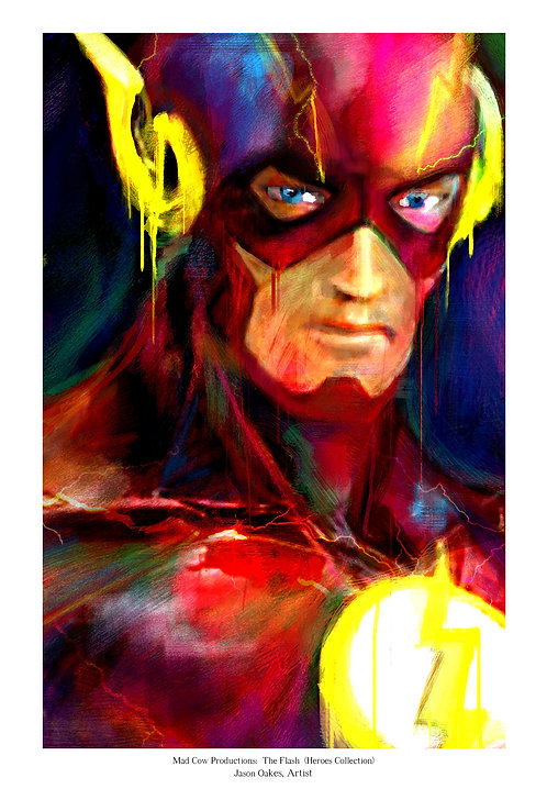 The Flash (Heroes Collection)