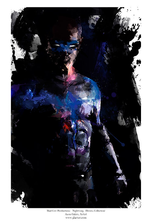 NightWing (Heroes Collection)
