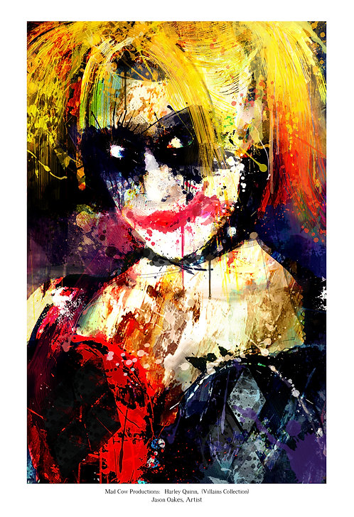 Harley Quinn (Villains Collection)