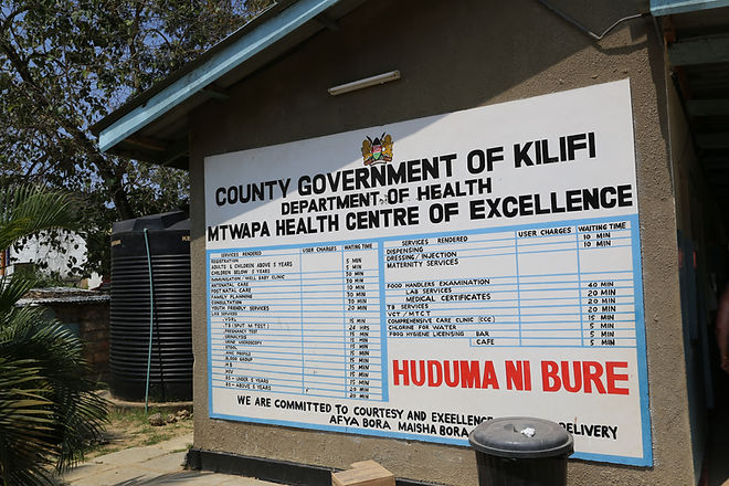 Mtwapa Health Centre