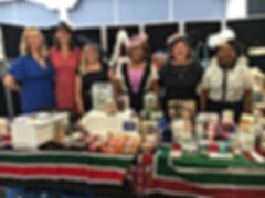 Tea Party Fundraiser