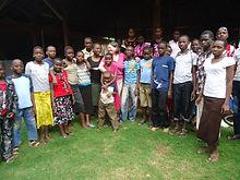 JHM Children and Staff