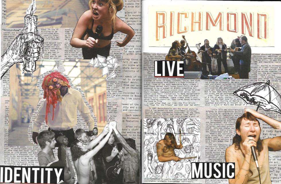 Richmond Collage 1