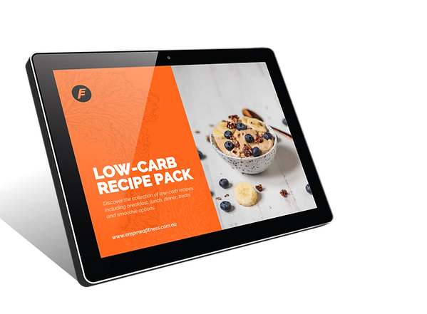 Ipad Empowa 40 Day  Low Carb Recipes.png