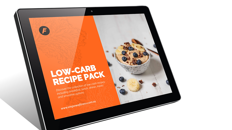 40 Low Carb Recipes for Fat Loss