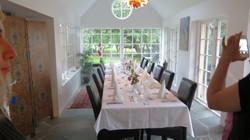 middag på Ryethojgaard