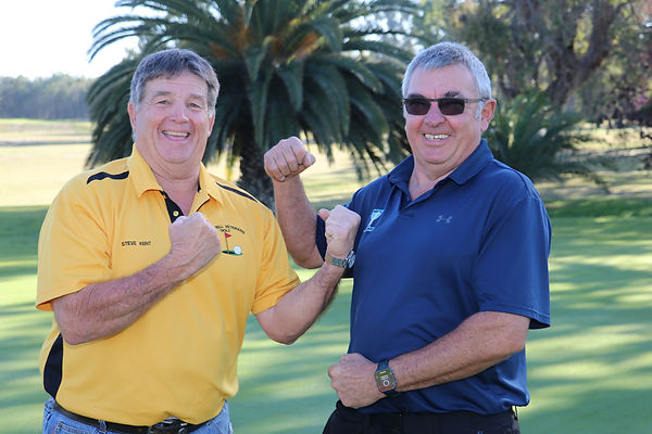 Steve Kent and Bob Watson are the main c