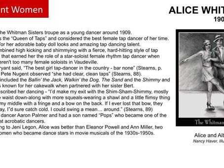 Alice Whitman