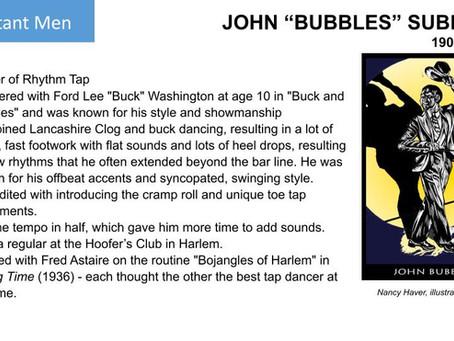 "John ""Bubbles"" Sublett"
