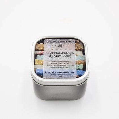 Craft Soap Slice Assortment