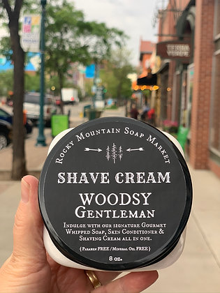 Gentleman's Shave Cream