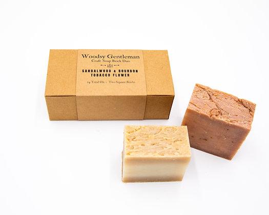 Soap Brick Duo