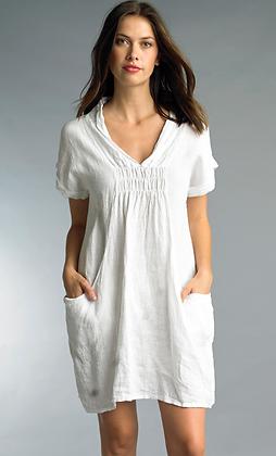 Linen Pocket Tunic