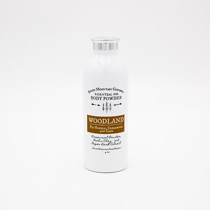 Men's Natural Body Powder