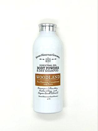 Natural Body Powder+ Dry Shampoo