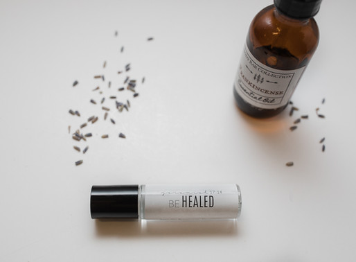 Spoiler alert: The secret ingredient is frankincense essential oil. *gasp*