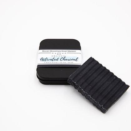 ORGANIC Charcoal Facial Soap