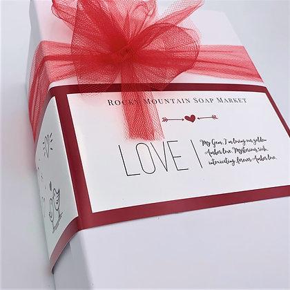 LOVE Valentine Gift Box