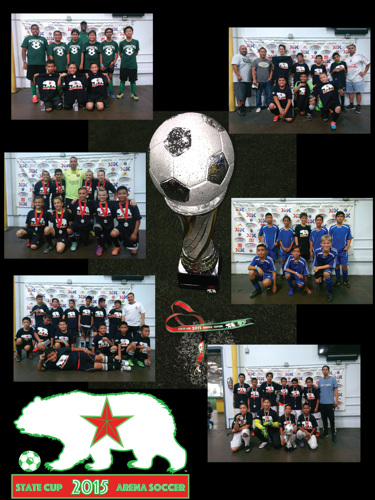 Recent youth State Cup Participants