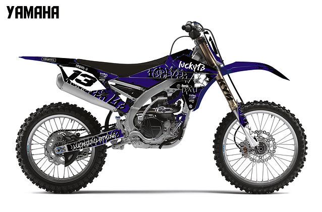 MX Graphics Kit - Yamaha