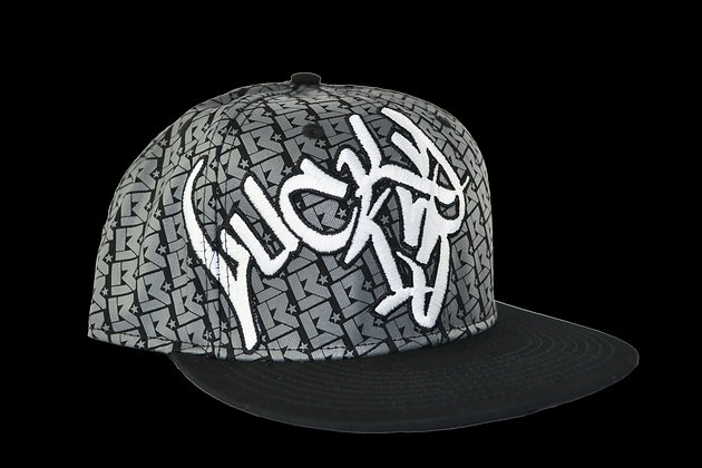 Black & Grey Cap