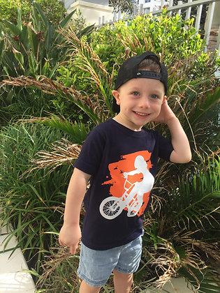Youth BMX (orange/white)