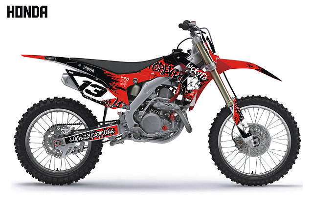 MX Graphics Kit - Honda