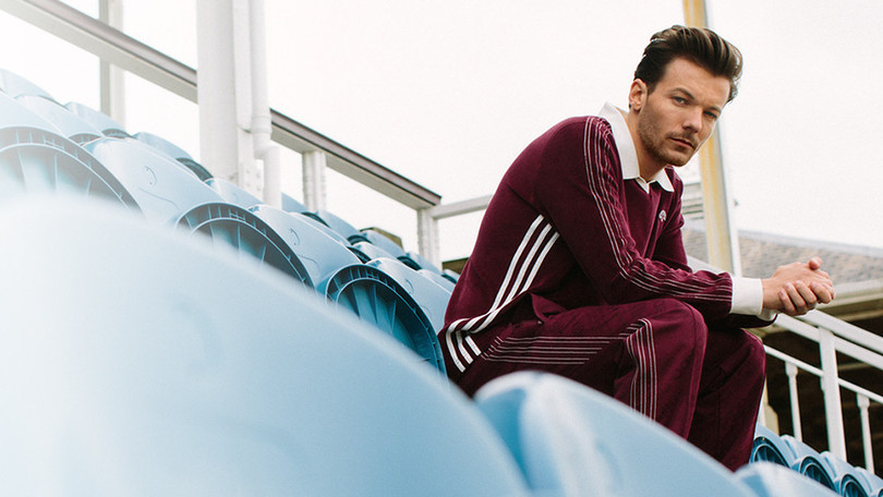 "#NewMusicFriday: Louis Tomlinson Releases Debut Single, ""Back to You"""