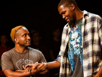 KEVIN DURANT TAKES OVER YT SPACES