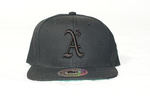 A$ Logo  Snapback Hat
