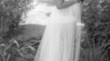 Louise til gravid foto