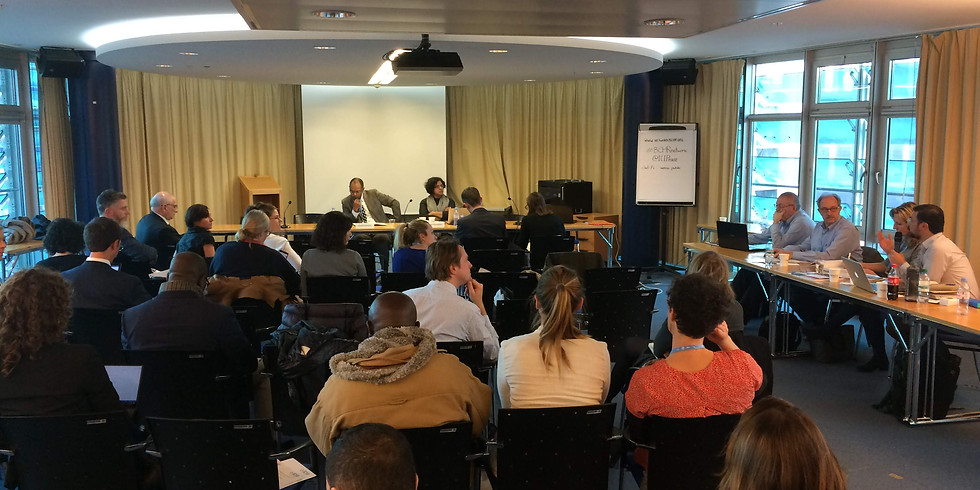 Network on Business, Conflict and Human Rights Annual Meeting