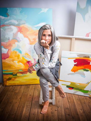 Artist, Susannah Bleasby