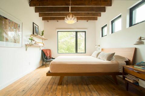 Reclaimed Wood Bedroom