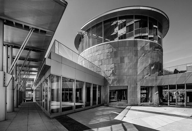 Kitchener City Hall Daylight Exterior