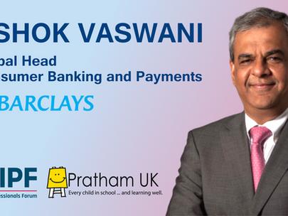 Fireside Chat With Ashok Vaswani