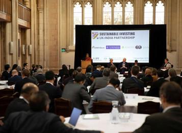 Sustainable Investing: UK-India Partnership