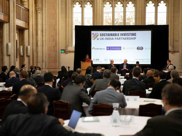 Sustainable Investing: UK-India Partnership