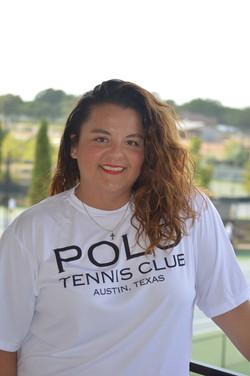 Coach Elizabeth Deerinwater
