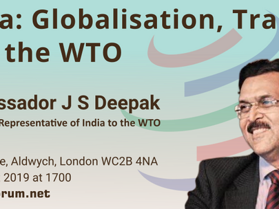 India, Global Free Trade and the WTO