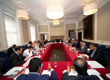 UK-India Round Table with Confederation of Indian Industry