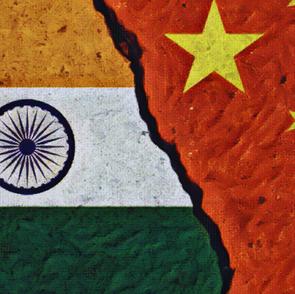 China Shocks, India Comforts